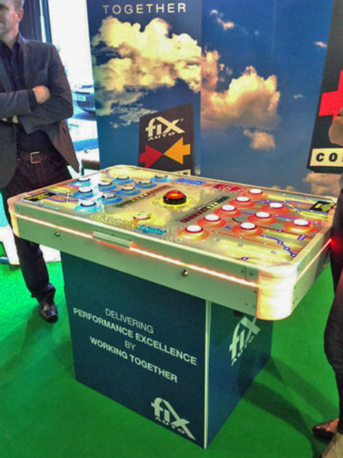 Exhibition Stand Game : Interactive attractions exhibition stands and